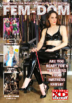 Female domination contact magazine